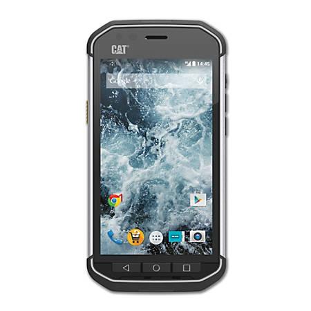 Cat® S40 Waterproof Cell Phone, Black, CS40SUBU01UN