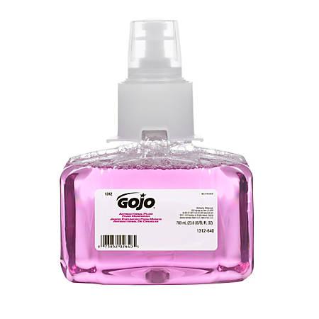 GOJO® Antibacterial Plum Foam Handwash, 23.7 OZ