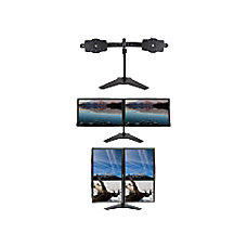 Planar TS732 Large Format Dual Monitor