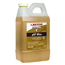 Betco pH7 Ultra Floor Cleaner Fastdraw