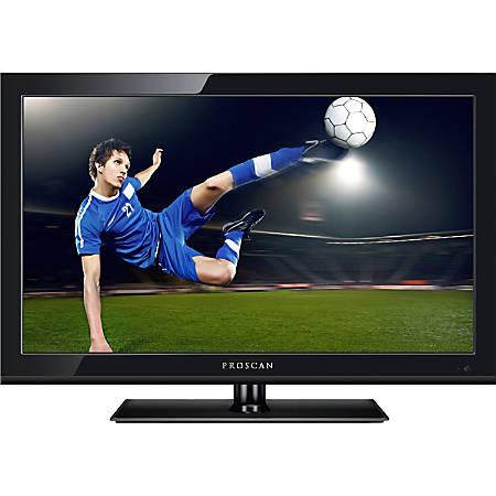 """ProScan PLED2435A 24"""" LED-LCD TV - HDTV - Black"""