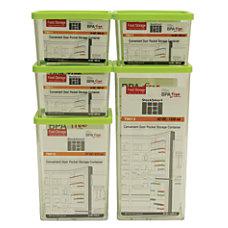 StackSmart Food Storage Containers 10 Piece