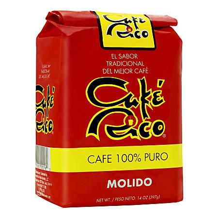 Café Rico Ground Coffee, 14 Oz