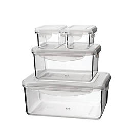 Tritan Food Storage Container Sets 8