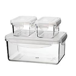 Tritan Food Storage Container Sets 6