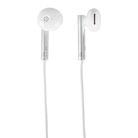 Ativa™ Lightning Earbud Headphones, White