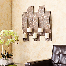 Southern Enterprises Clarissa Antiqued Wall Mount