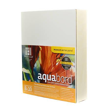 "Ampersand Deep Cradle Aquabord, 8"" x 10"""