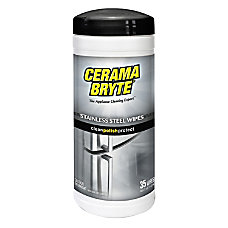 Cerama bryte 48635 Stainless Steel Cleaning