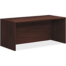 HON Foundation Straight Desk Shell 66