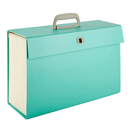 Office Depot® Brand Case File, Legal Size, Green