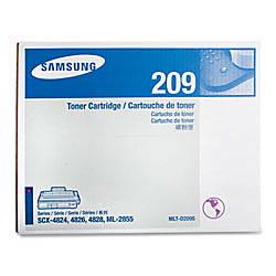 Samsung MLT D209SXAA Black Toner Cartridge