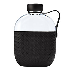 Hip Water Bottle 22 Oz Midnight