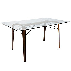 Lumisource Trilogy Mid Century Modern Dining