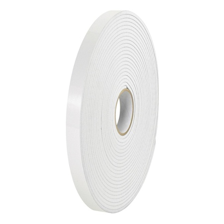 Tape Logic Removable Double-Sided Foam Tape, 0 75