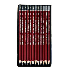 Cretacolor Drawing Pencils 8B 6H 12