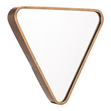 Zuo Modern Triangle Mirror 15 34