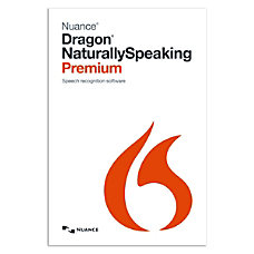 Nuance Dragon NaturallySpeaking 13 Premium For