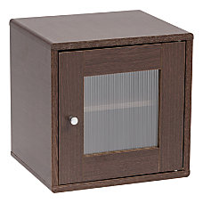 IRIS Storage Cube With Window Door