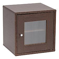 IRIS Storage Cube With Window Door
