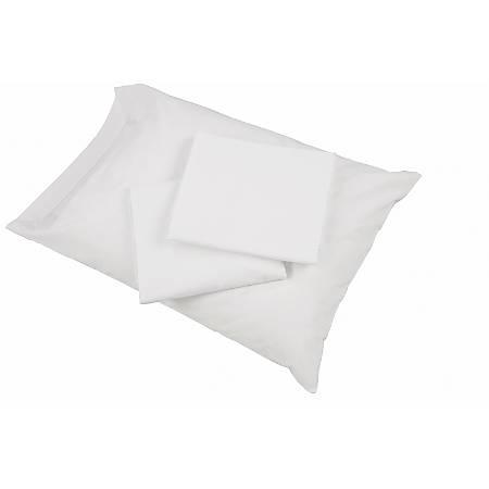 """DMI® Hospital Bed Sheet Set, 6""""H x 36""""W x 80""""D, White"""