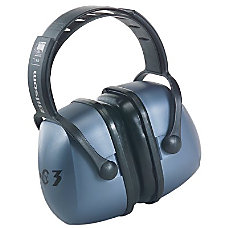 HEADBAND EARMUFF DIELECTRIC CLARITY C3