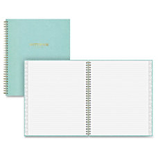 Blue Sky Pebble Beach Notebook 80