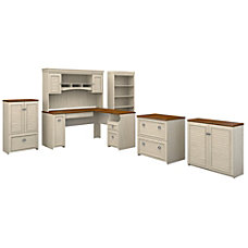 Bush Furniture Fairview 60 W L