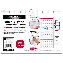 AT A GLANCE Move A Page