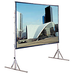 Draper Cinefold Portable Projection Screen