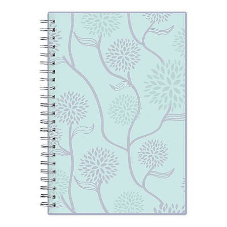 "Blue Sky™ Weekly/Monthly Planner, 5"" x 8"", Rue Du Flore, January To December 2020, 101603"