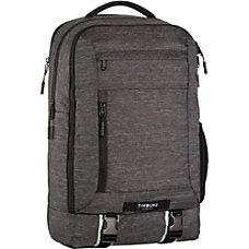Timbuk2 Authority Laptop Backpack Jet Black