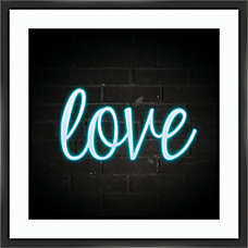 PTM Images Framed Art Love 26