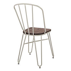 Office Star Charleston Folding Chairs Gray