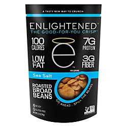 Enlightened Broad Bean Crisps Sea Salt
