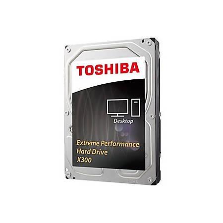 """Toshiba 8 TB Hard Drive - 3.5"""" Internal - SATA (SATA/600) - 7200rpm - 128 MB Buffer"""