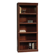 Sauder Heritage Hill Open Bookcase Classic
