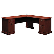 Bush Business Furniture Syndicate L Shaped