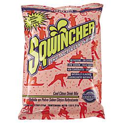 Sqwincher Powder Packs Cool Citrus 4766