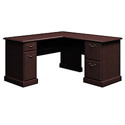 Bush Business Furniture Syndicate L Shaped