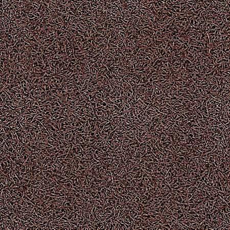 Brush Hog Floor Mat, 4' x 10', Brown Brush