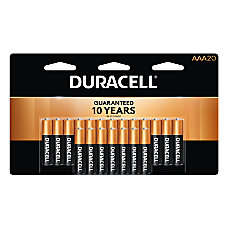 Duracell Coppertop MN2400B20 General Purpose AAA