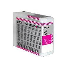 Epson T580A00 Vivid Magenta Ink