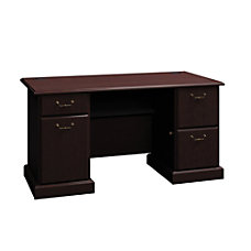 Bush Business Furniture Syndicate Office Desk