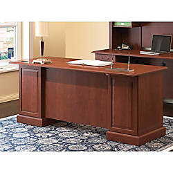 Bush Business Furniture Syndicate Office Desk