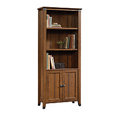 Sauder Carson Forge Library 4 Shelf