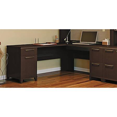 Bush Business Furniture Enterprise L Shaped Desk 72 W