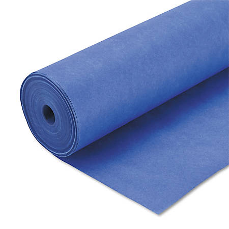 "Pacon® Spectra Art® Kraft Rolls, 48"" x 200', Royal Blue"