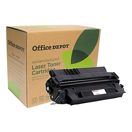 Office Depot® Brand 29X Remanufactured High-Yield Toner Cartridge Replacement For HP 29X Black