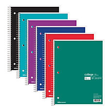 Office Depot Brand Wirebound Notebook 3
